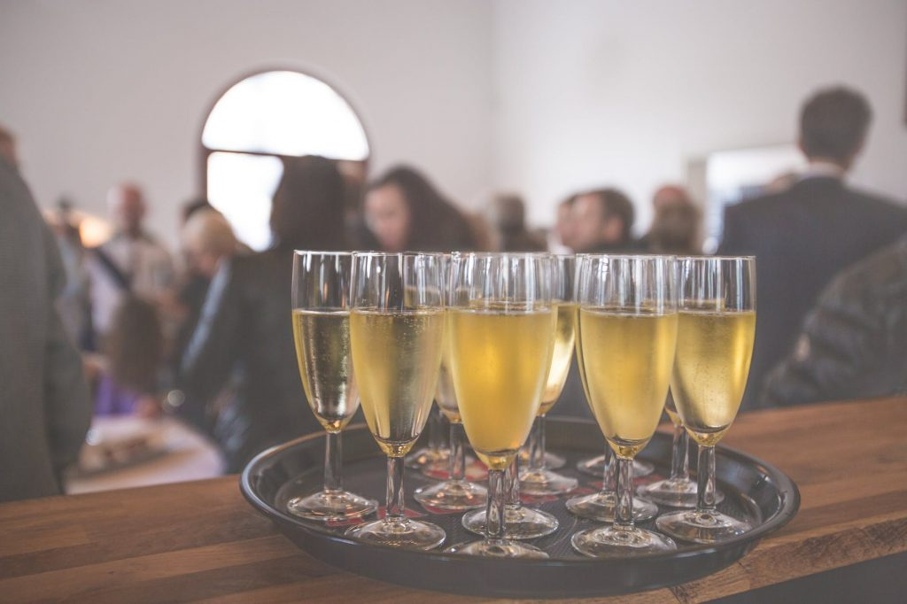 tips to hosting a function for business