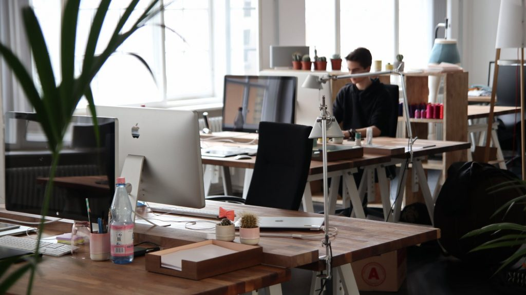 create a productive space